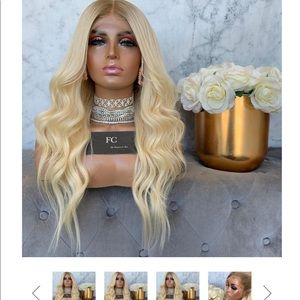 Freedom couture Polly wig-used